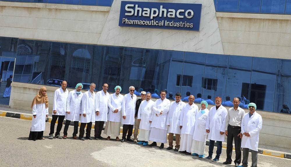 جامعة العلوم والتكنولوجيا وشفاكو للصناعات الدوائية تبحثان آليات التعاون المشترك.